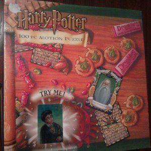 Harry Potter 100 Pc Motion Puzzle